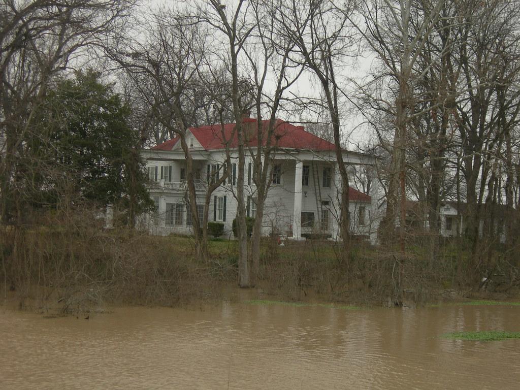 The Plantation House  Nitta Yuma Mississippi The area