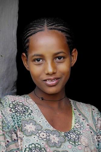 Tigray Girl Ethiopia  Rod Waddington  Flickr