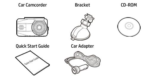 HP F890g GPS dual Car Camcorder/ front+ rear camera/156