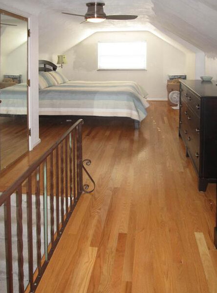 Mariemont Cape Cod Makeover Upstairs Before  Photo By