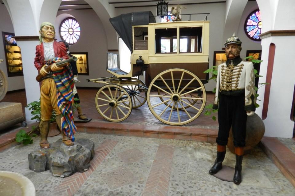 Museo Lara carruajes antiguos Ronda Málaga 03