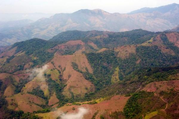 Mountain range in Costa Rica Central America Flickr