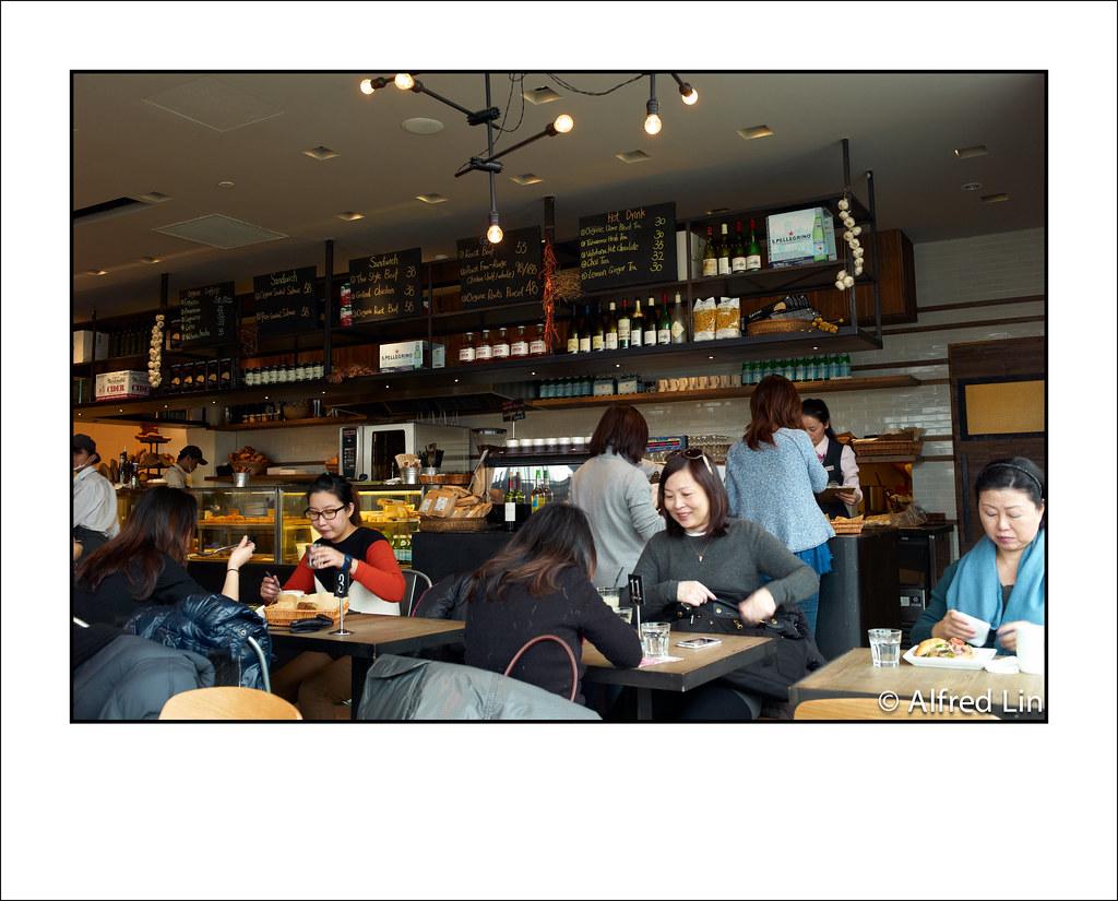 午餐約會@上海高島屋百貨公司的Green and Safe有機食物餐廳 | 2013.01.05 by LEICA M9… | Flickr