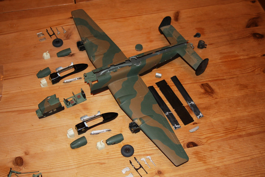Interesting Dogfights Handley Page Halifax Mk V DK130