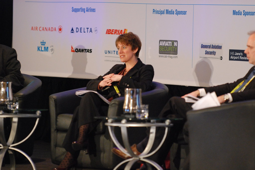Panel Discussion Erin OGorman Director General Aviatio