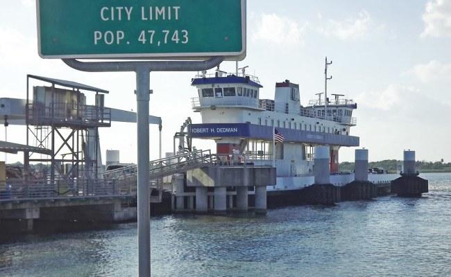 Galveston Ferry 5164 2010 Galveston Census Population I Flickr
