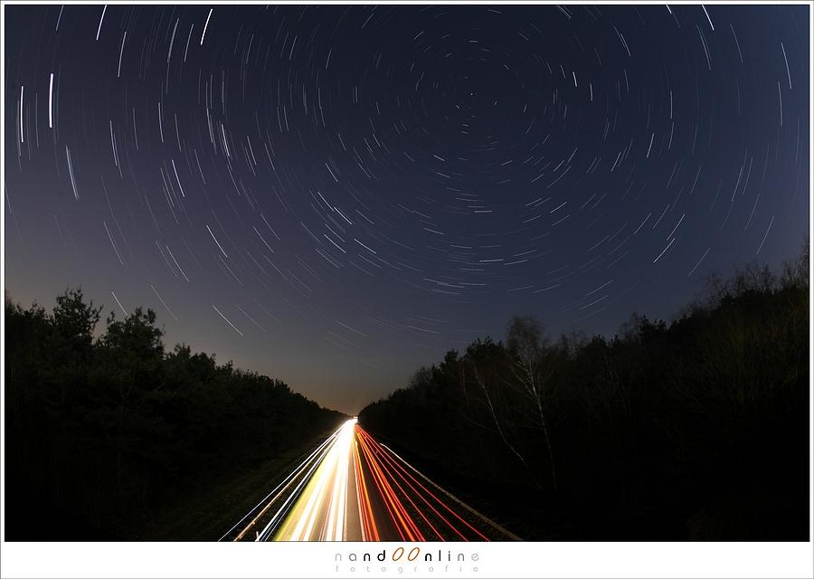 Sterren en geen sterrensporen: de regel van 600 – nandoonline
