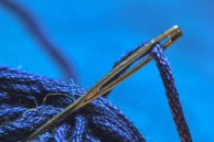 Image result for SEWING NEEDLE