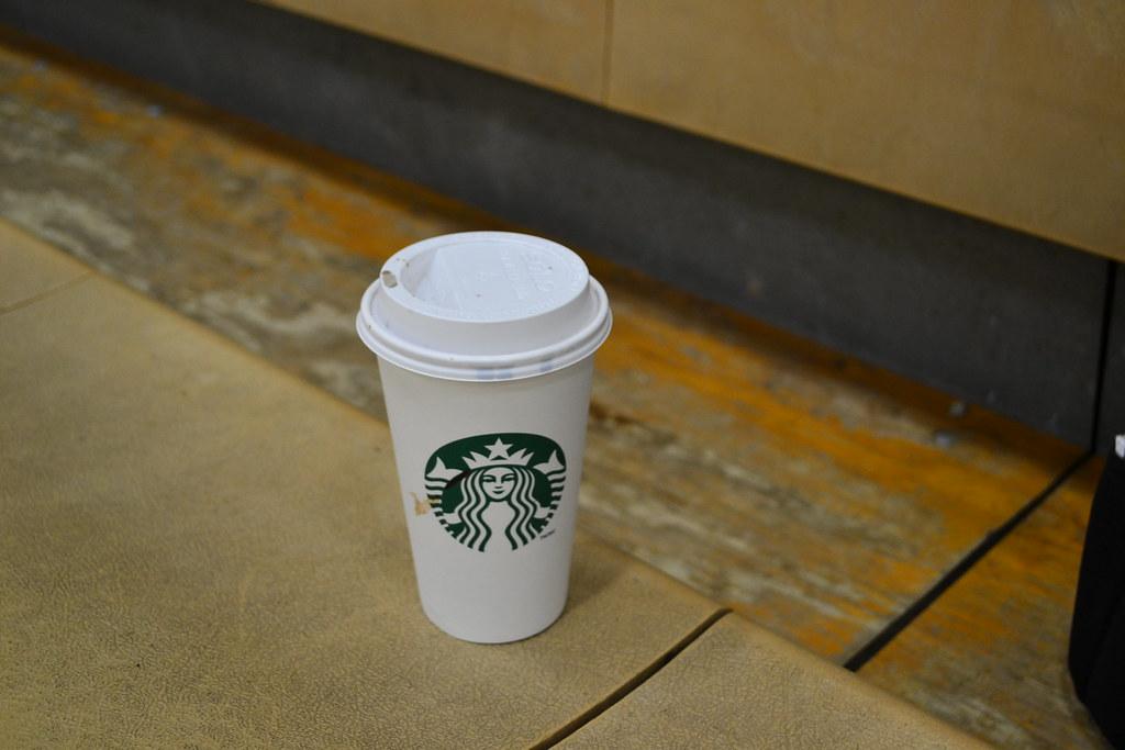 Starbucks coffee cup  ishmael daro  Flickr
