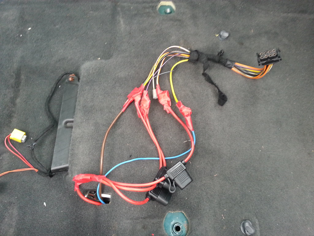 Towbar Wiring Page 2 The 75 And Zt Owners Club Forums