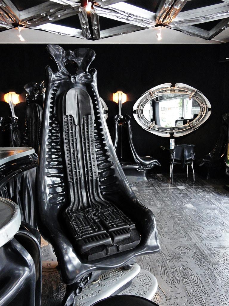 Giger Chair Wwwpixsharkcom Images Galleries With A Bite