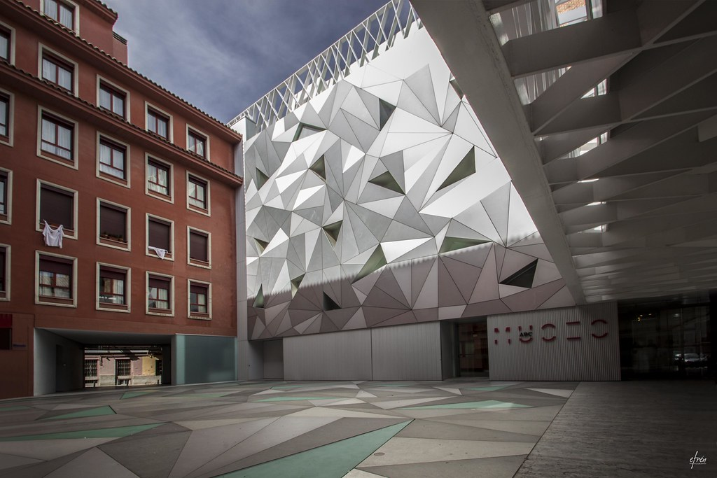 MADRID  MUSEO ABC DE DIBUJO E ILUSTRACION  El patio de