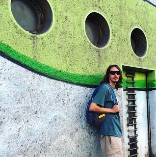 Clue- street art 2