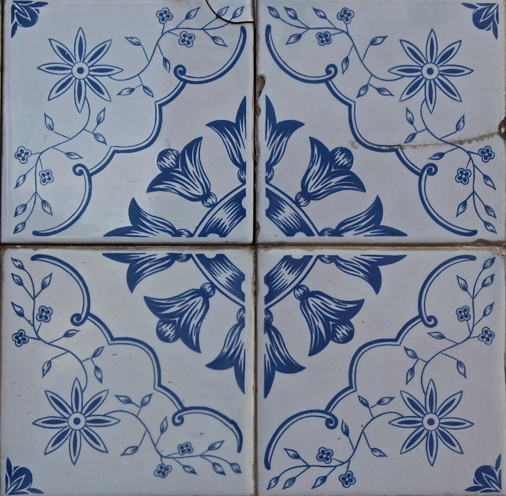 Azulejo Portugus  Portuguese Tiles So Lus Maranho