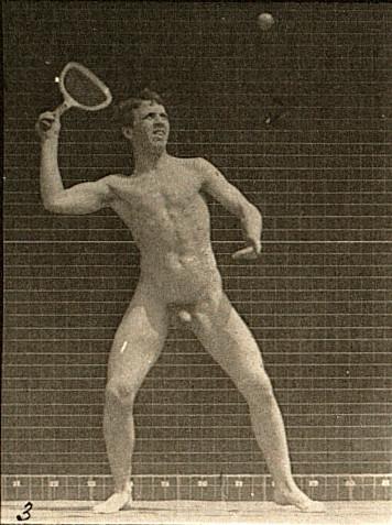 tennisnudecloseup2  The Public Domain Review  Flickr