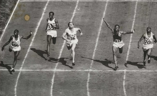 100 Metres Final London 1948 The Olympic Games 100