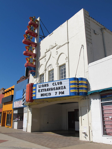 Texas Theatre hiding place of Lee Harvey Oswald  photo