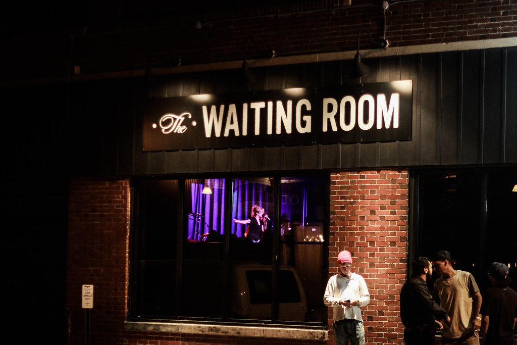 Waiting Room Lounge  Femme Fest 9216 Omaha NE Photo by