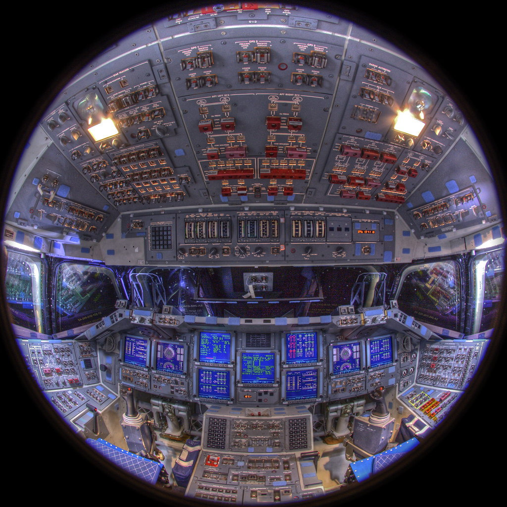 Space Shuttle Endeavour 360 VR Panorama  The folks at