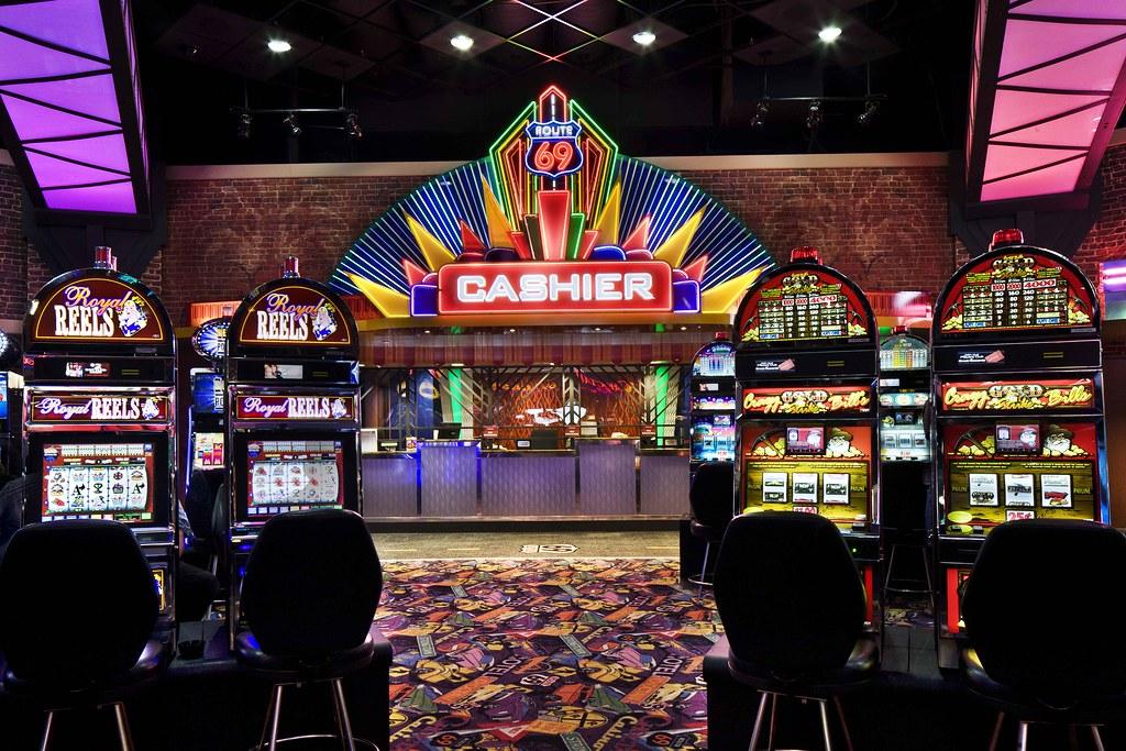 Interior Casino Design Signage Design Illuminated D 233 Co