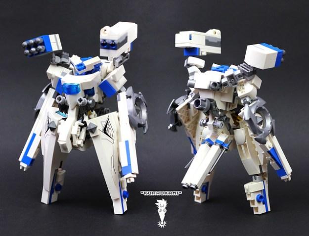 """""""Kuraokami"""" - Zane Titanium Mech"""