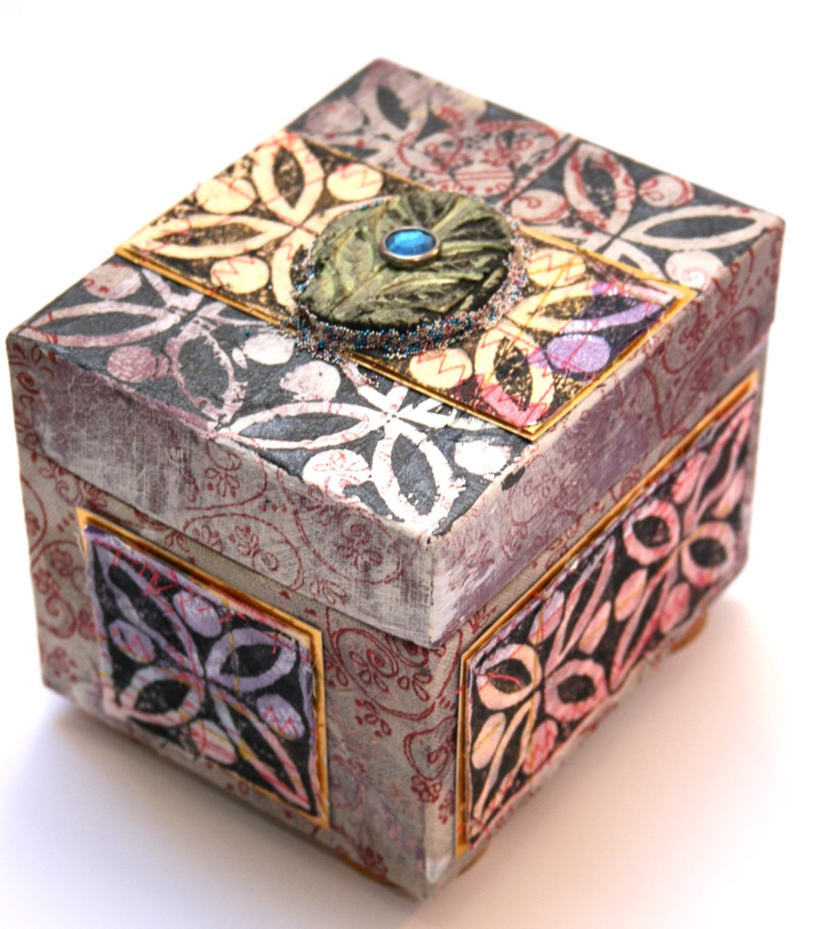 Sewing Projects For Fabric Crafts Decorating Boxes Flickr
