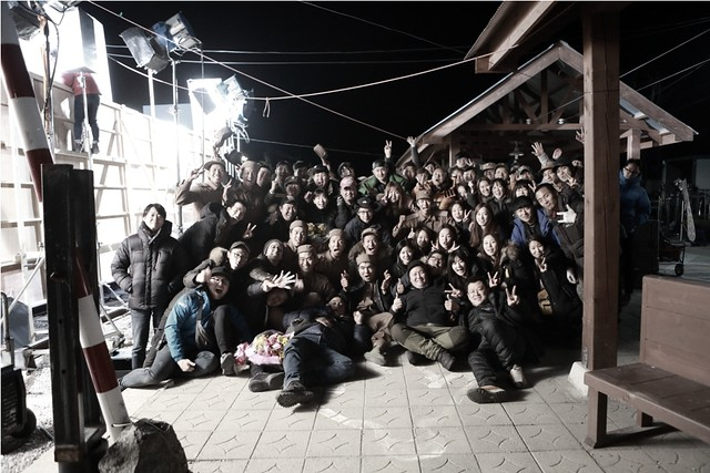 Operation Chromite cast crew