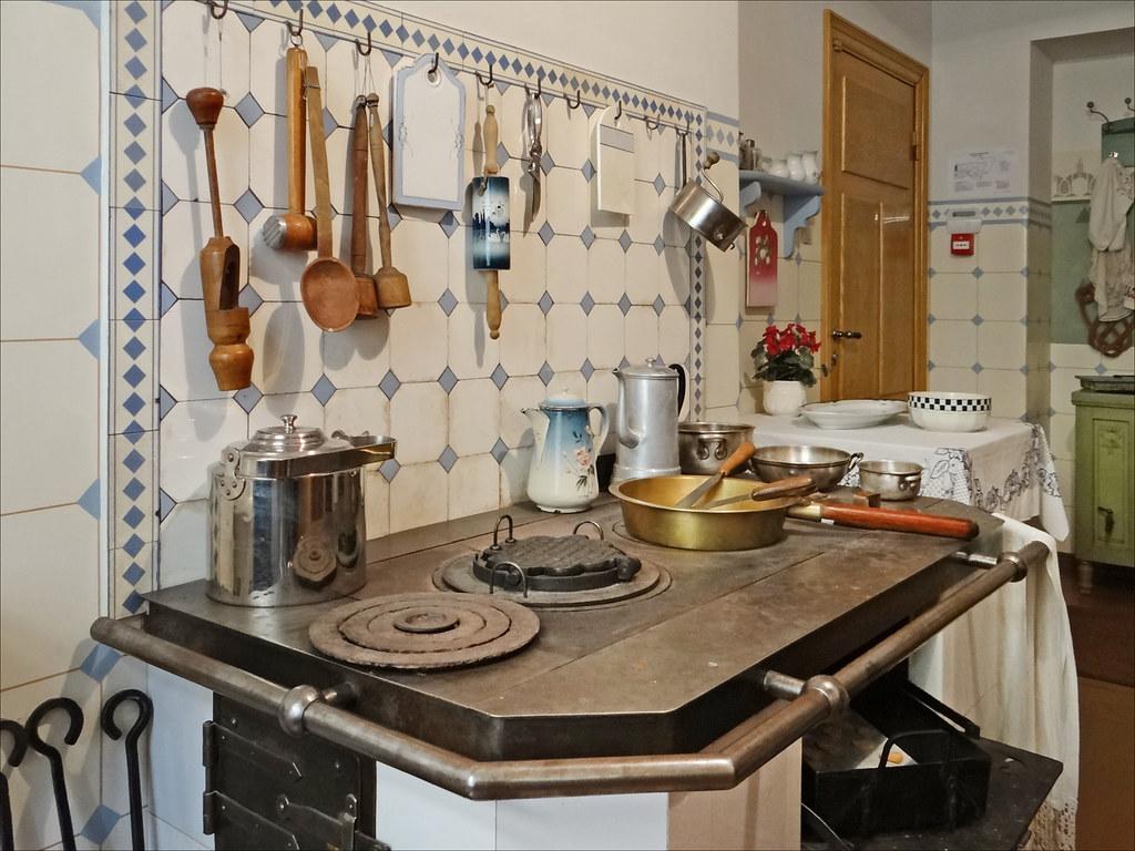 La cuisine muse dart nouveau Riga  Cuisinire et