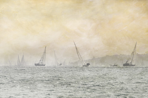Painterly - Round the Island Race