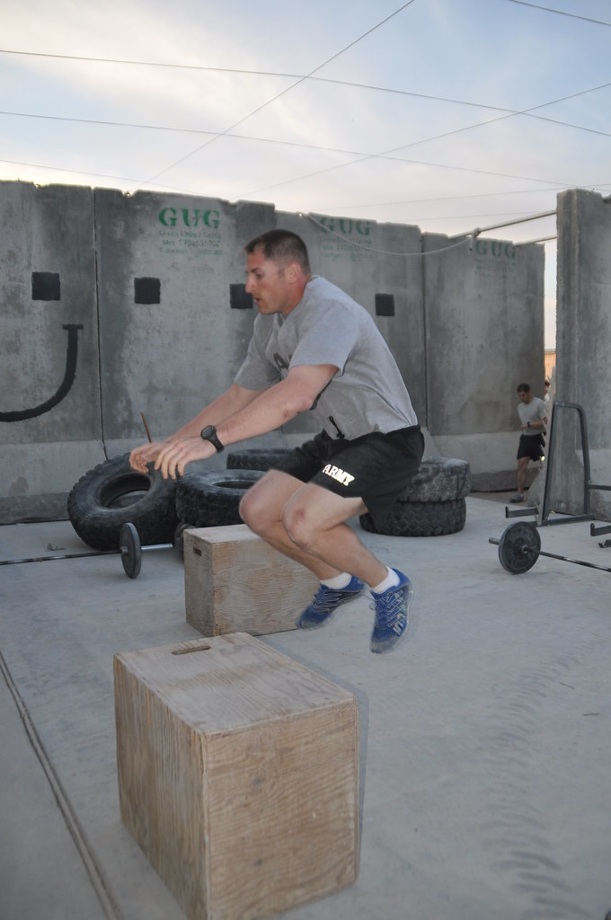 Kandahar Crossfit ANZAC Day  To remember the Australian