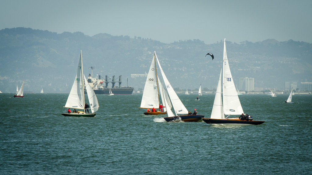 San Francisco Bay Sailing Golden Gate Yacht Club The
