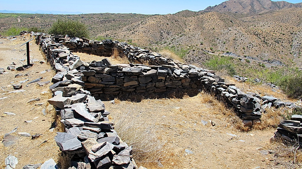 SearsKay Ruins  Tonto National Forest  I have driven by