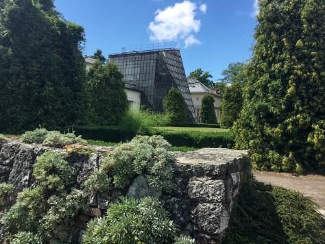 Krakow Botanical Garden