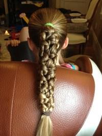 german hair braid i think i ll start calling this a german ...
