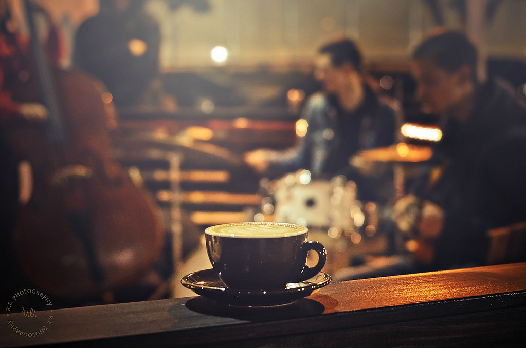 New 3d Love Wallpapers For Desktop Coffee And Jazz Cafe Demitasse Little Tokyo Los Angele