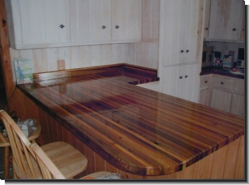 reclaimedwoodcountertops  You will have dozens of