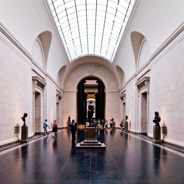 National Of Art West Building . 01 Samuel