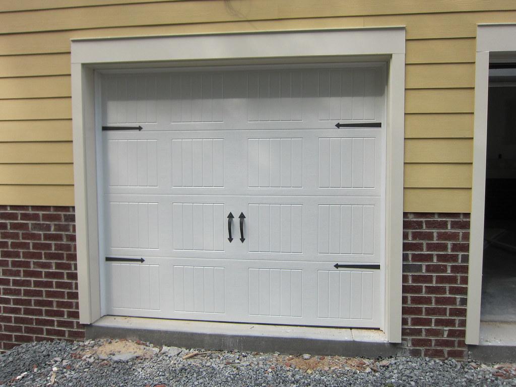 The Garage Door Disconnect Switch Was Enabled  Garage