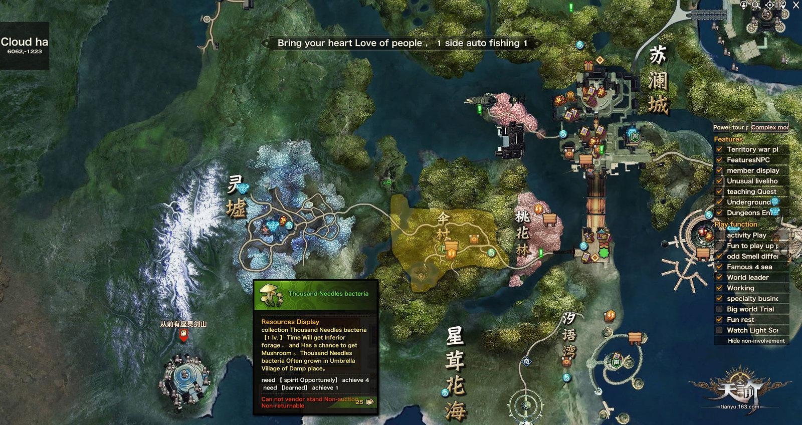 gathering maps guides de