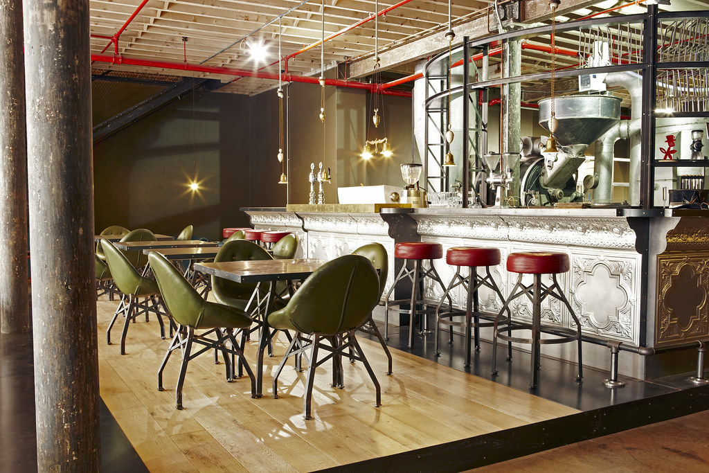2 Truth Coffee Interior by Haldane Martin Photo Micky Ho  Flickr