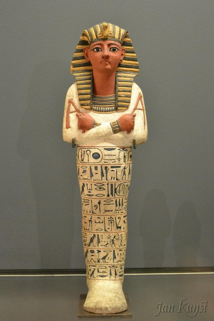 Shabti of Ramesses IV  Paris Muse du Louvre August