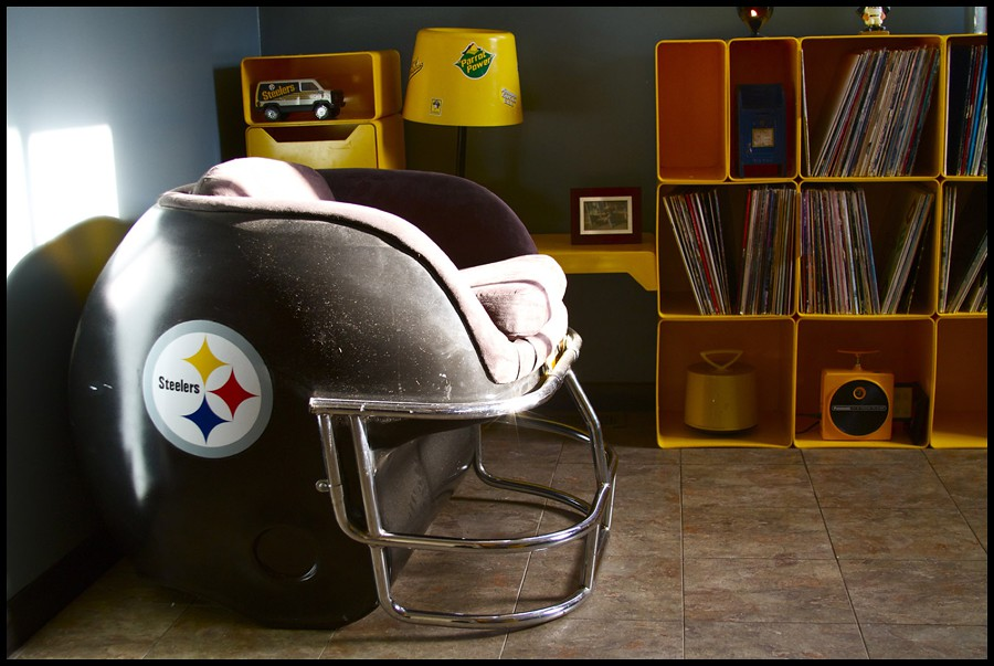 Pittsburgh Steelers Football Helmet Decals All The Best