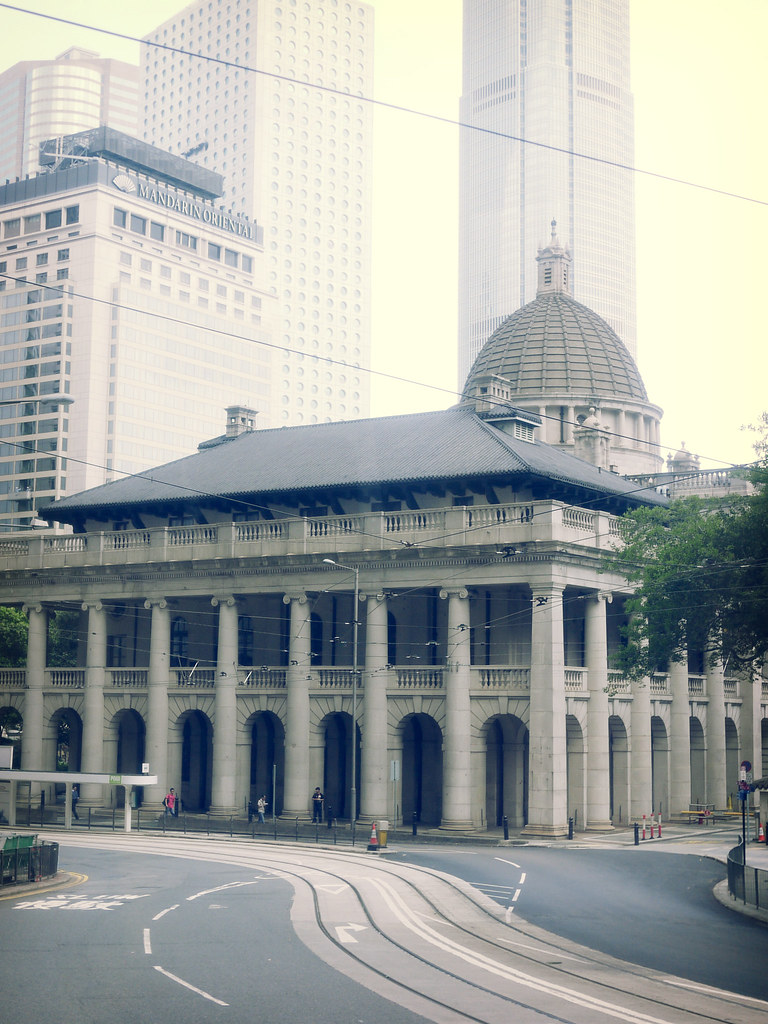 no.8 | The Legislative Council Building (Chinese: 立法會大樓. for… | Flickr
