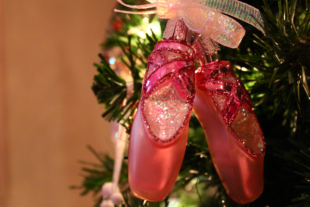 Pointe Shoes Ornament Annabelle Flickr