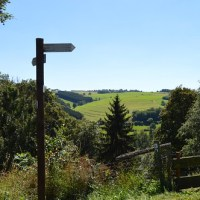 Germany: Eifel region - a walking tour