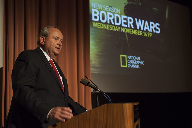 "National Geographic Holds Screening of Newest ""Border Wars"""