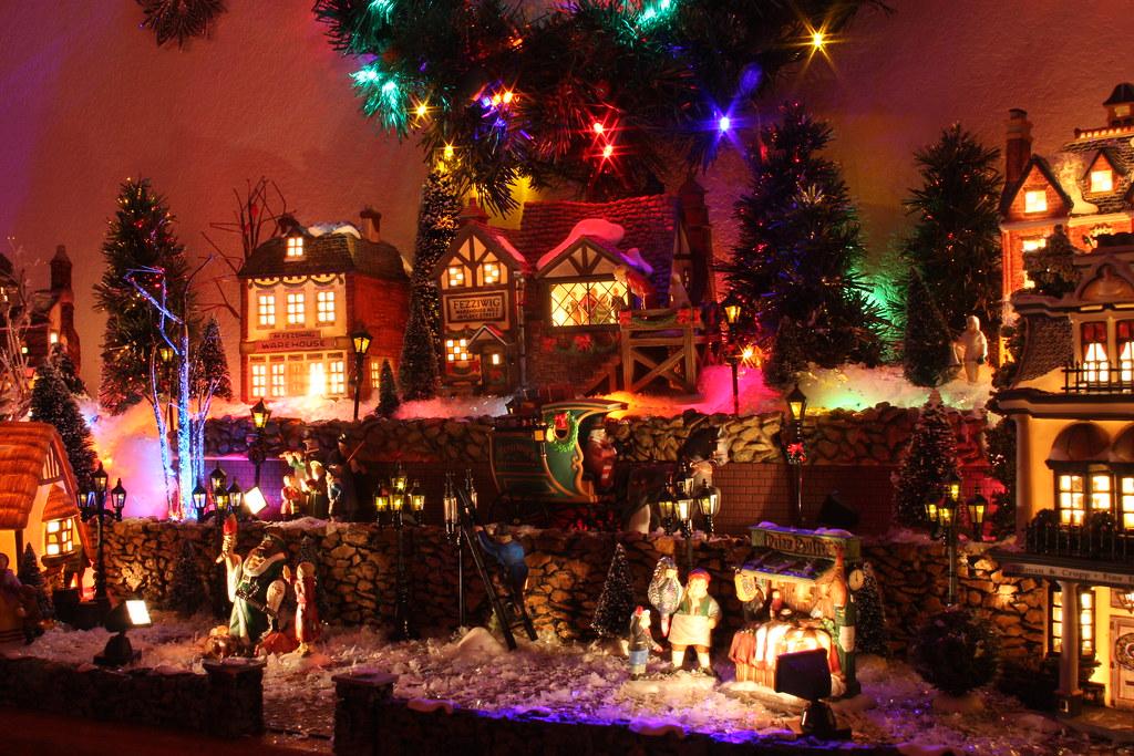 An 19th Century Christmas 19th Century Dickens Village