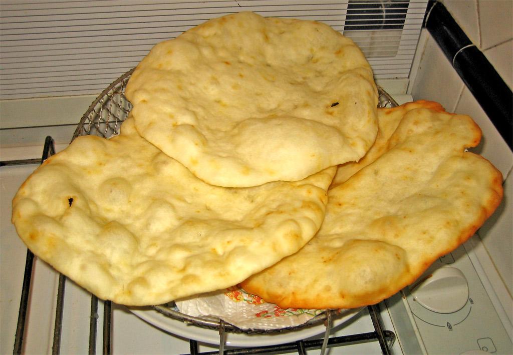 Pizza fritta alla Luvi  ricettarecipe sul mio Blog