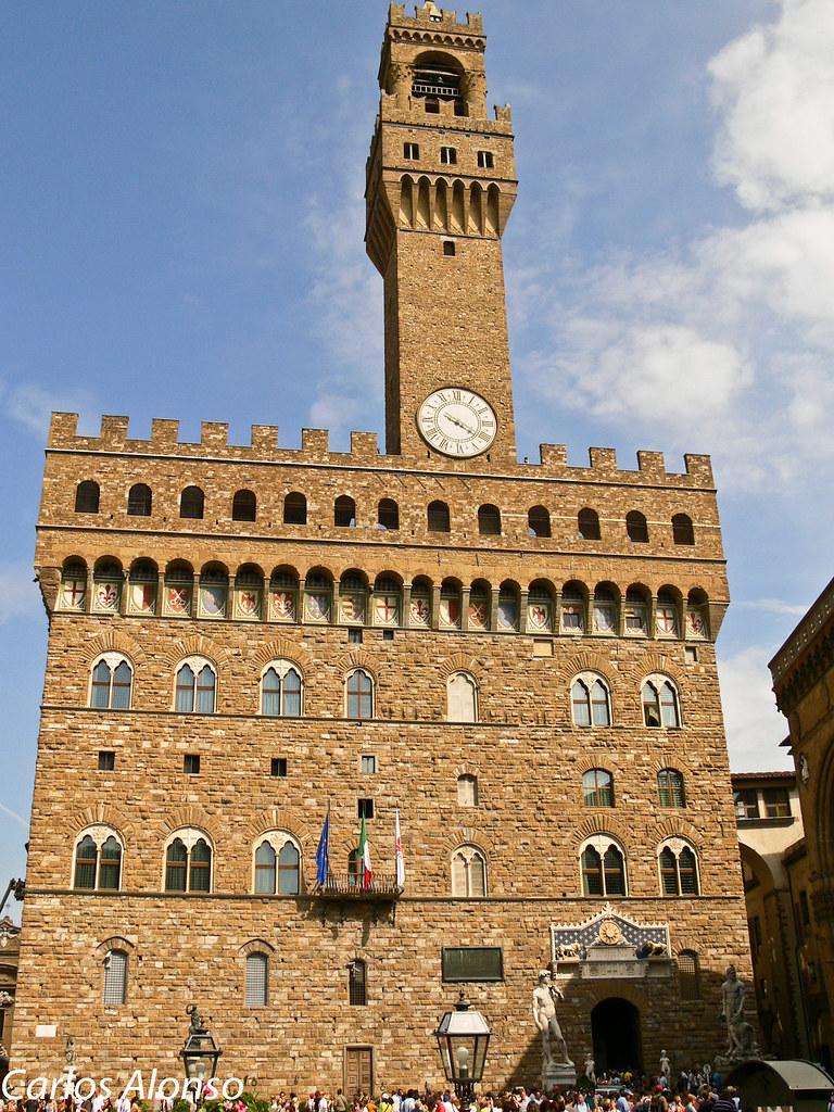 Palacio Vecchio o de la Seoria Florencia Ver en grande   Flickr