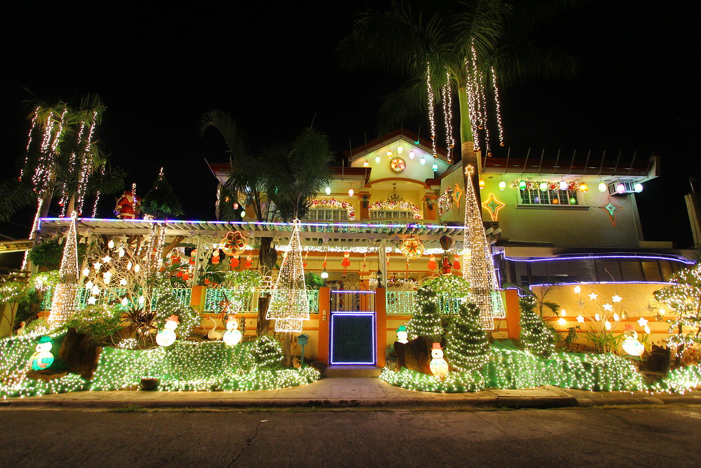 CHRISTMAS LIGHTS IT IS MORE FUN IN THE PHILIPPINES Flickr